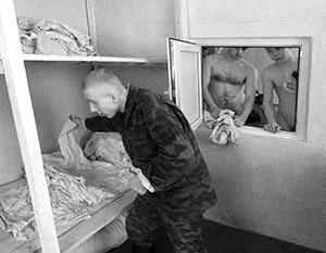 солдаты моются фото