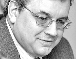 Разработчик доклада, председатель комиссии ОП по вопросам интеллектуального потенциала нации Ярослав Кузьминов