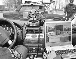 Рейды сотрудников ГИБДД по поиску угнанных автомобилей