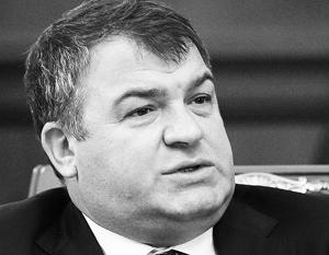 Источник: Сердюков отрицает причастность к делу Оборонсервиса