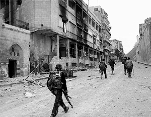 ООН признала, что процесс урегулирования в Сирии зашел в тупик