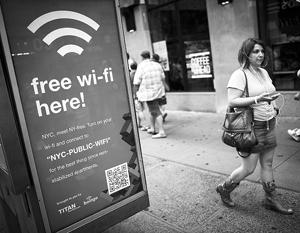 Экономика: Названы преграды для бесплатного интернета в России