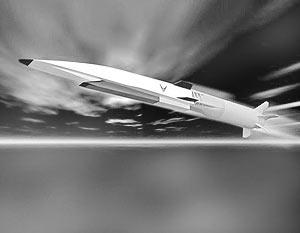Гиперзвуковая крылатая ракета (КР) X-51 WaveRider