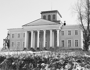 На музее-усадьбе Набокова написали «педофил»