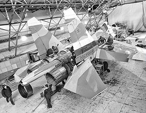 Ремонт боевых самолетов могут вернуть в руки авиационных заводов