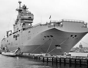 Общество: Начато формирование Средиземноморской эскадры