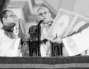 Кардинал Бергольо имел шансы стать Папой еще в 2005 году