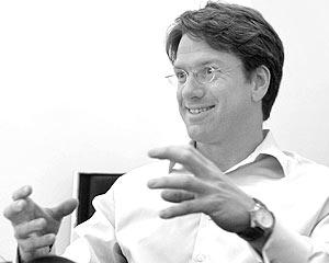 Генеральный директор ООО «Майкрософт Рус» Биргер Стен