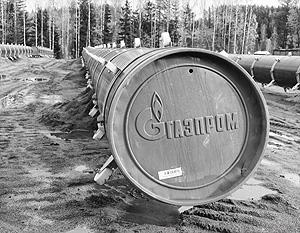 Экономика: Газпром обещает полностью обеспечить Великобританию газом