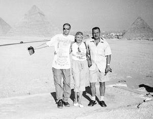 Общество: Возбуждено дело по факту смерти россиян в Египте