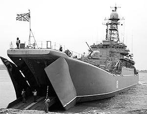 Внезапная проверка затронула прежде всего части, дислоцированные в районе Черного моря