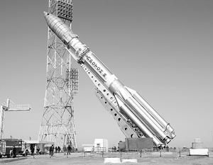 Ракету «Протон» решили вывести из эксплуатации