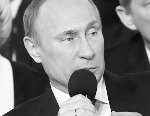 Путин назначил учредительный съезд ОНФ на День России