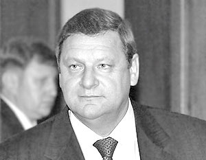 Премьер-министр Белоруссии Сергей Сидорский