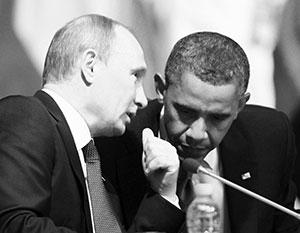 В письме, которое было передано президенту России Владимиру Путину советником президента США Барака Обамы Томом Донилоном, говорится о том, что обе страны должны сконцентрироваться на 27 главных общих задачах