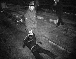 Подозреваемый в убийстве надеялся скрыться от полиции на поезде