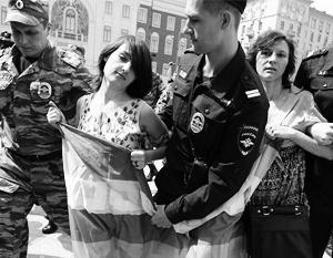 Политика: Дмитрий Абзалов: Однополые браки – не общемировой тренд