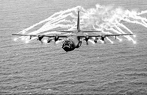 Минувшей ночью самолет ВВС США АС-130 нанес ракетный удар по югу африканской страны