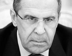 Лавров: МИД не контактировал со Сноуденом по вопросу политубежища