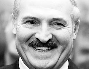Лукашенко выловил в …