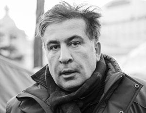 Михаил Саакашвили продолжает разбавлять украинскую политику грузинским колоритом