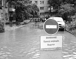 МОСКВА, 22 авг - РИА Новости.  Уровень воды в разлившемся Амуре продолжает подниматься и достиг в Хабаровске...