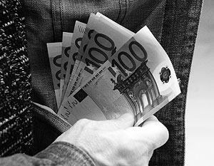 Страны ЕС недосчитываются сотен миллиардов евро из-за коррупции