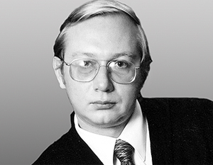 Евгений Крутиков: Революция чужих