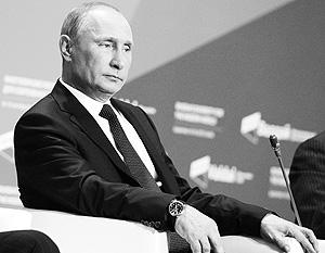 Владимир Путин уверен, что Запад не может дать ответ на вопрос о будущем Сирии