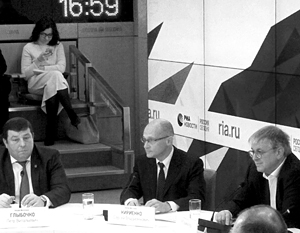 Первый замглавы администрации президента Сергей Кириенко подвел итоги отборочного этапа олимпиады «Я – профессионал»