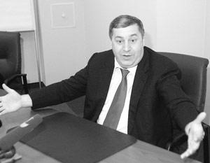 Президент Русснефти Михаил Гуцериев