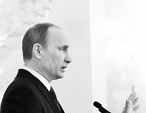 Россия хочет быть не сверхдержавой, а лидером всех, кто хочет сохранить свою национальную самобытность