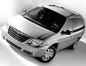 EuroNCAP оценил безопасность Chrysler Voyager на две звезды