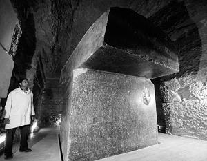 Гробницу фараона Себекхотепа I нашли в Египте