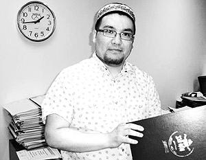 Секс скандал лидер киргизских мусульман видео