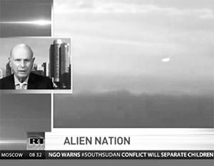 Опять старые новости ворошат, и опять об инопланетном нашествии