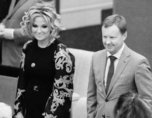 Мандат депутата Госдумы защищал Дениса Вороненкова от уголовного обвинения в мошенничестве – как и его жену