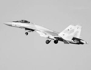 ВВС России передали 12 новейших истребителей Су-35С