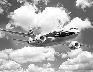 Россия построит в 2014 году больше гражданских самолетов