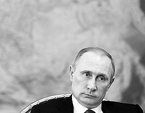 О чем молчит Путин