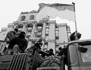 взгляд на Украину