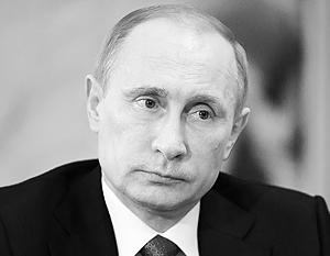 Американский эксперт: Путину навязали украинский кризис