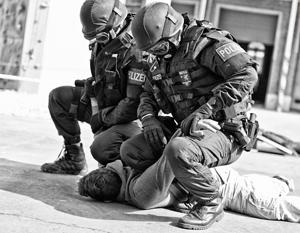 Чтобы задержать всех подозреваемых, местной полиции понадобилась помощь спецподразделения «Вега»