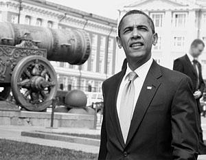 О Москве у Обамы остались воспоминания как о столице региональной державы