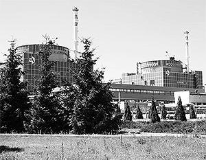 Российские атомщики боятся за украинские АЭС