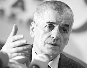 Главный санитарный врач страны Геннадий Онищенко