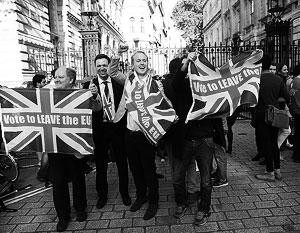Выход Британии из ЕС может обернуться новой экспансией Лондона в Европе