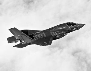 СМИ: Американский истребитель F-35 заметен для российских радаров