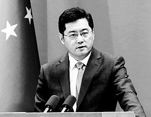 МИД Китая: Санкции против России не решат украинский кризис