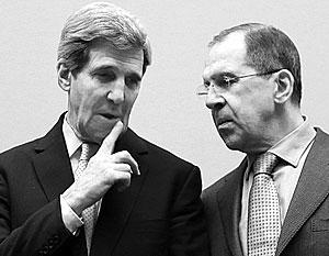 Источник: Керри отказался обсуждать с Лавровым ситуацию на Украине